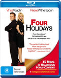 WITHERSPOON, REESE - FOUR HOLIDYAS (Used BluRay)