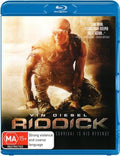 VIN DIESEL - RIDDICK - Video Used BluRay