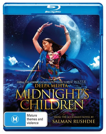SATYA BHABHA - MIDNIGHT'S CHILDREN - Video Used BluRay