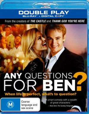 LAWSON, JOSH - ANY QUESTIONS FOR BEN? (Used BluRay)