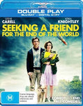 BRAD MORRIS - SEEKING A FRIEND FOR THE END OF THE WORL - Video Used BluRay