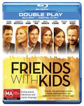 ADAM SCOTT - FRIENDS WITH KIDS - Video Used BluRay