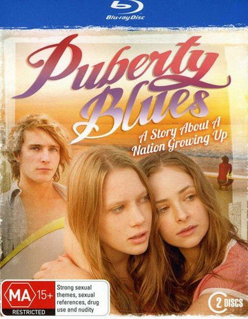CHARLOTTE BEST - PUBERTY BLUES - Video Used BluRay