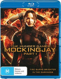 JENNIFER LAWRENCE - HUNGER GAMES, THE - MOCKINGJAY PART 1 - Video Used BluRay