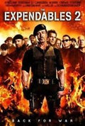 SYLVESTER STALLONE - EXPENDABLES, THE - 2 [EX RENTAL]
