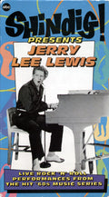 JERRY LEE LEWIS - SHINDIG PRESENTS JERRY LEE LEWIS - Video Cassette