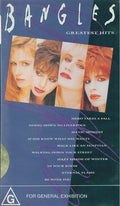BANGLES - GREATEST HITS - Video Cassette