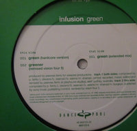 INFUSION - GREEN - CD New Single