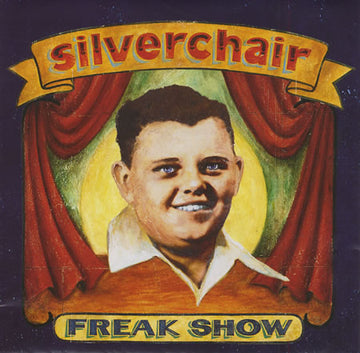 SILVERCHAIR - FREAK SHOW (Used CD)