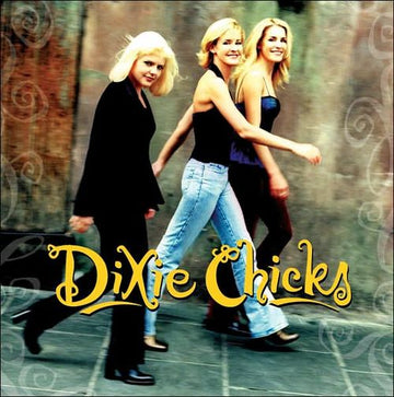 DIXIE CHICKS - WIDE OPEN SPACES (Vinyl LP)