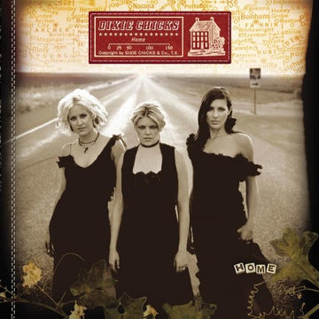 DIXIE CHICKS - HOME (Vinyl LP)