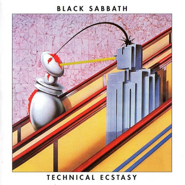 BLACK SABBATH - TECHNICAL ECSTASY (CD) - CD New