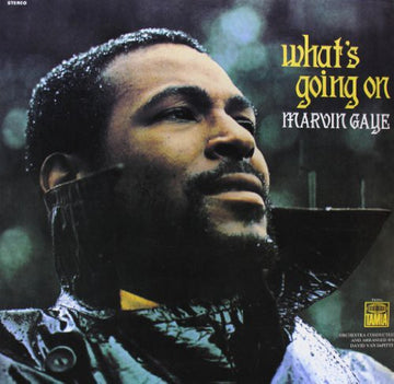 GAYE, MARVIN - WHAT'S GOING ON [Limited 10'' vinyl] (Vinyl LP)