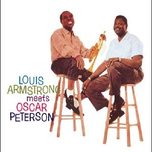 ARMSTRONG, LOUIS - MEETS OSCAR PETERSON (Vinyl LP)