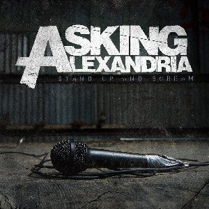 ASKING ALEXANDRIA - STAND UP & SCREAM (CD)