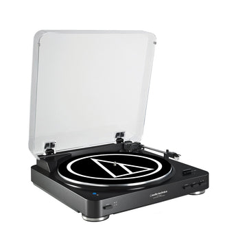 AUDIO TECHNICA - LP60 BLUETOOTH Belt Driven Turntable
