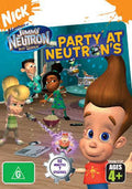 DEBI DERRYBERRY - JIMMY NEUTRON - PARTY AT NEUTRONS