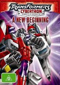 VINCENT, SAM - TRANSFORMERS - CYBERTRON: A NEW BEGINNIN (Used DVD)