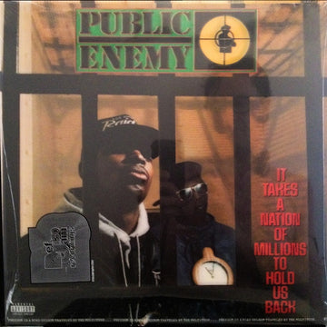 PUBLIC ENEMY - IT TAKES A NATION OF MILLIONS - Vinyl New