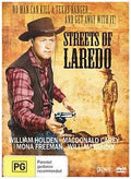 WILLIAM HOLDEN - STREETS OF LAREDO - Video Used DVD