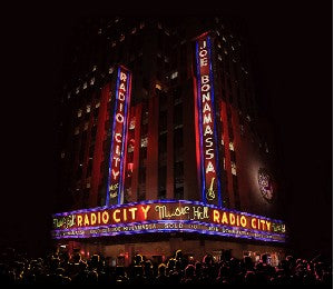 BONAMASSA, JOE - RADIO CITY MUSIC HALL [CD / DVD] (CD)