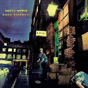 BOWIE, DAVID - RISE & FALL OF ZIGGY STARDUST & THE SPIDERS FROM MARS (Vinyl LP) - Vinyl New