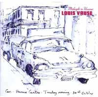 LOUIS VAUSE - MIDNIGHT IN HAVANA (CD)