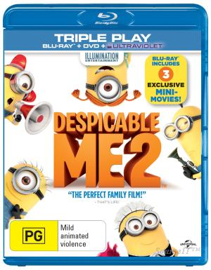 STEVE CARELL - DESPICABLE ME - 2