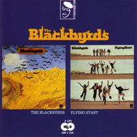 BLACKBYRDS, THE - THE BLACKBYRDS/FLYING START (CD)