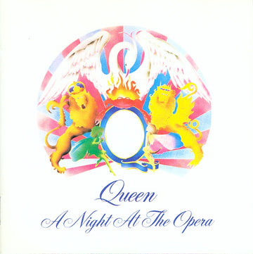 QUEEN - A NIGHT AT THE OPERA (Vinyl LP)