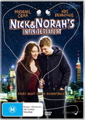 MICHAEL CERA - NICK & NORAH'S INFINITE PLAYLIST [EX REN - Video X Rental DVD