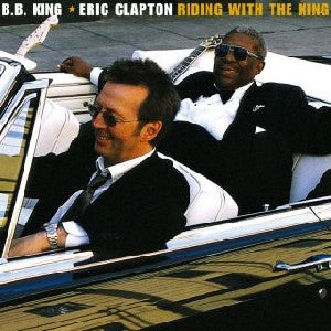 CLAPTON,ERIC / KING,B.B. - RIDING WITH THE KING - Vinyl New