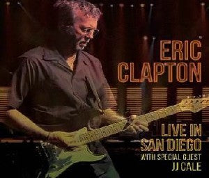 CLAPTON, ERIC - LIVE IN SAN DIEGO (WITH SPECIAL GUEST JJ (Vinyl LP)