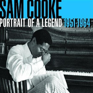 COOKE, SAM - PORTRAIT OF A LEGEND (CD)