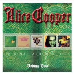 ALICE COOPER - ORIGINAL ALBUM SERIES VOLUME 2
