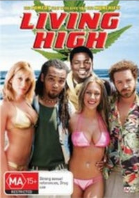 DANNY MASTERSON - LIVING HIGH - Video X Rental DVD