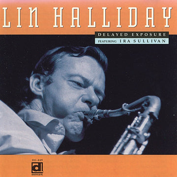 LIN HALLIDAY - DELAYED EXPOSURE - CD Used