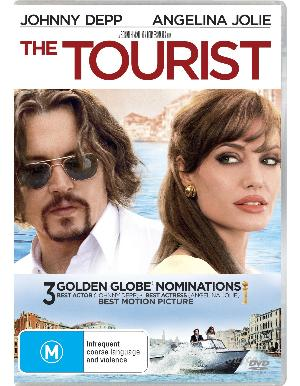 JOHNNY DEPP - TOURIST, THE [EX RENTAL]