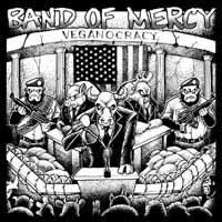 BAND OF MERCY - VEGANOCRACY - Vinyl New