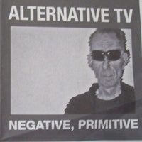 ALTERNATIVE TV - NEGATIVE, PRIMITIVE - Vinyl New