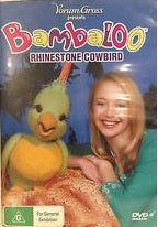 MOVIE DVD - YORAM GROSS presents BAMBALOO RHINESTONE COWBIRD [EX RENTAL]
