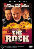 SEAN CONNERY - ROCK, THE - Video Used DVD
