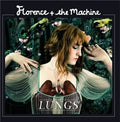 FLORENCE & MACHINE - LUNGS (RED VINYL) (Vinyl LP)
