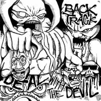 BACKTRACK - DEAL WITH THE DEVIL (SEA BLUE VINYL) - Vinyl New