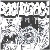 BACKTRACK - THE '08 DEMO - Vinyl New