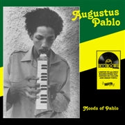 Augustus Pablo - Moods Of Pablo [LP] (Yellow & Green Splatter Vinyl, limited to 300, indie exclusive) RSD 2019