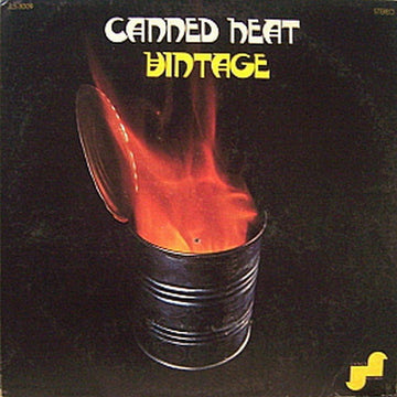 CANNED HEAT - VINTAGE (Vinyl LP)