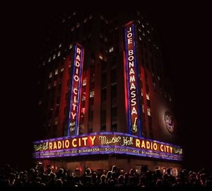 BONAMASSA, JOE - RADIO CITY MUSIC HALL [CD / BLU-RAY] (CD)