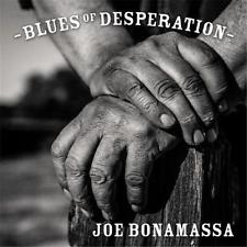 BLUES OF DESPERATION (CD) - CD New