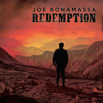 BONAMASSA, JOE - REDEMPTION (CD)